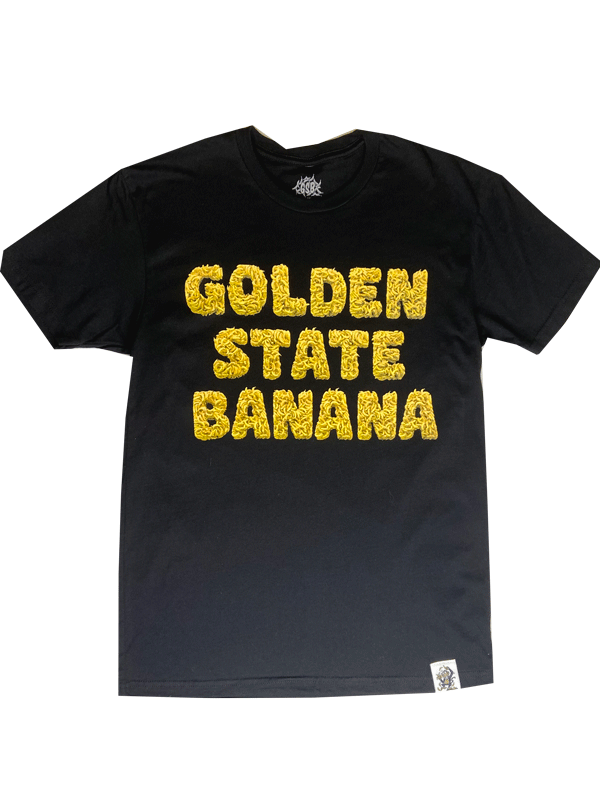 GOLDEN STATE BANANAS TEE