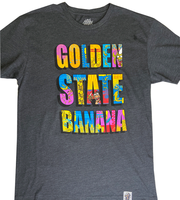 GOLDEN STATE BANANA by TAYLOR REINHOLD