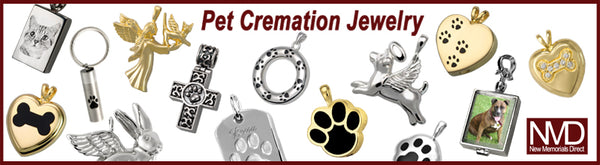 Thanicare - Pet Cremation Jewelry Collection