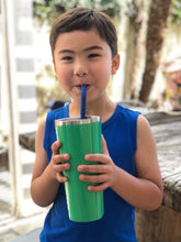 Load image into Gallery viewer, [PREORDER] Build-A-Straw Reusable Silicone Straws (Extra Wide Size)