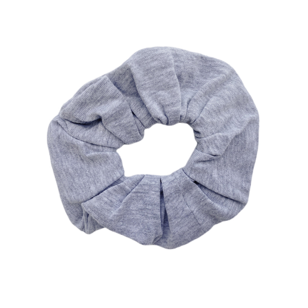 Athletic gray Scrunchie