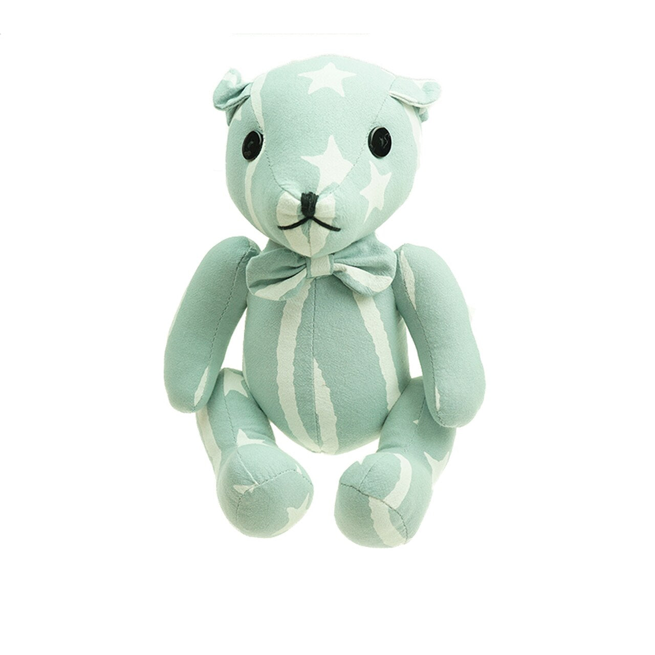 Bear with Stars Print Door Stopper