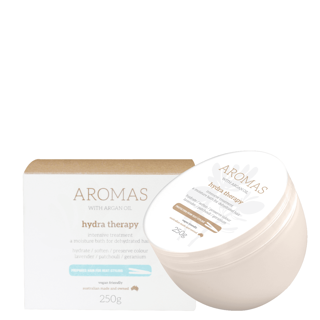 Aromas Hydra Therapy Treatment