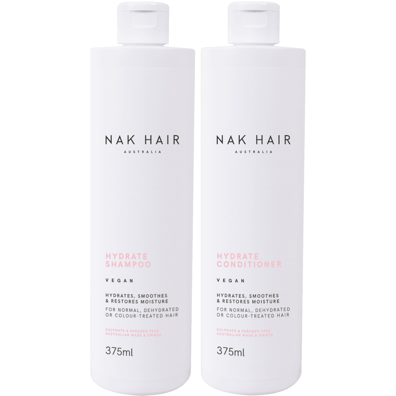 Hydrate Shampoo & Conditioner
