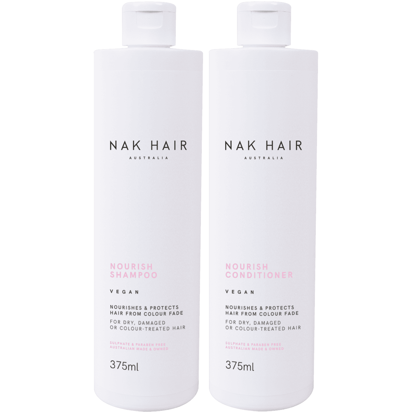 Nourish Shampoo & Conditioner