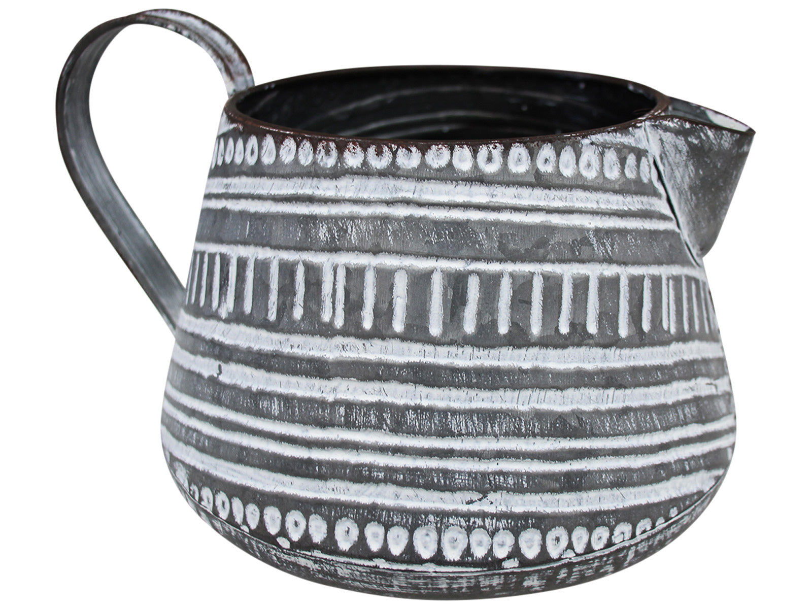 Patterned Watering Can