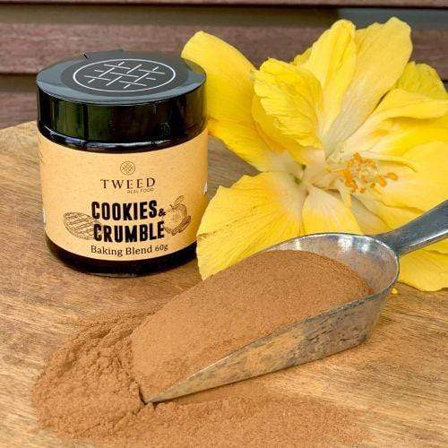 Cookies & Crumble Baking Blend