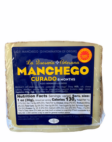 Spanish Manchego 150 gm