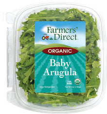 Organic 5 oz Arugula Farmers Direct