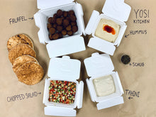 Yosi Kitchen-Falafel Pita Package