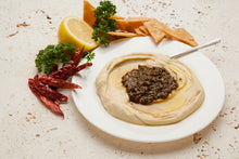 Yosi Kitchen-SPICY HUMMUS 8 oz