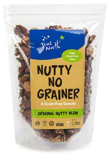 True North, Nutty No Grainer Granola 8oz