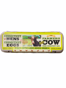 Farmers Cow Eggs Extra Large Dozen