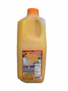 Orange Juice Half Gallon