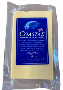 Coastal Cheddar 7 oz