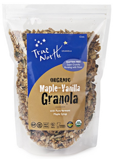 True North, Organic Maple-Vanilla Granola 12oz