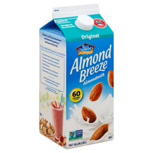 Almond Milk 1/2 Gallon - Original Flavor