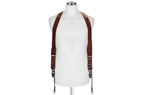 Barber Shop Cross Body Strap