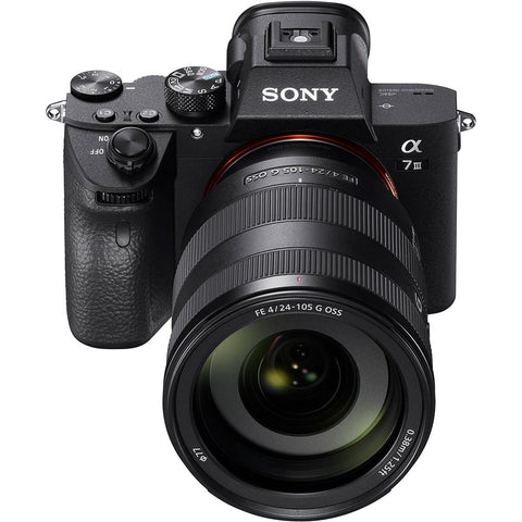 Sony Alpha 7 III Kit 24-104 F4 G