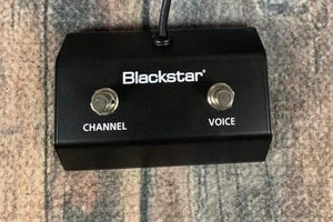 Introducing Blackstar Amplifiers
