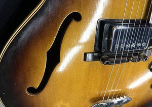 The Gibson ES-175 -More Than Just a Jazz Guitar