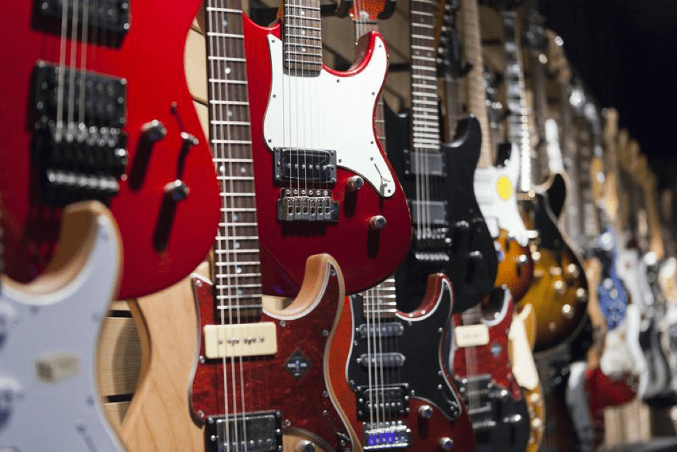 4 Different Types of Guitars & the Legends Who Played Them