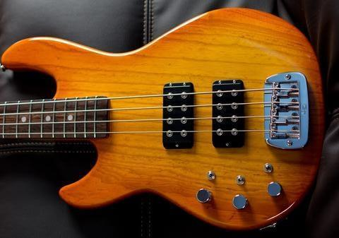 G&L Made in Fullerton USA Basses