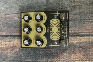 Light Up Your Pedalboard with the New Release From SUNN0)))) and Earthquaker Devices: The Latest Iteration of the Monstrously Popular Life Pedal