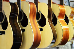 New vs Used Guitars Acoustic Electric