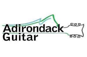 First post of the Updated Adirondack Guitar Storefront