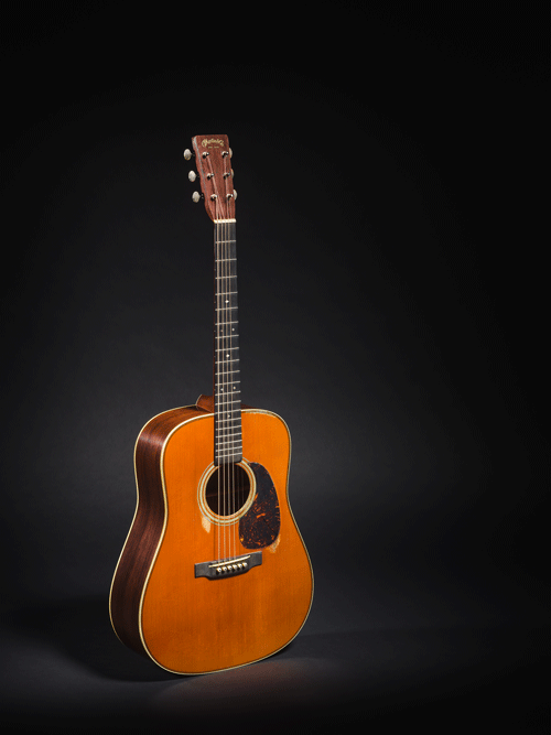 Martin Authentic Series