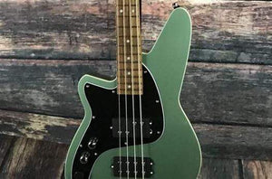 Reverend Mercalli Bass