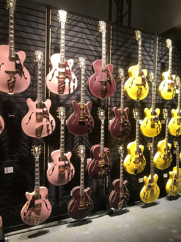 D'Angelico Guitars Namm 2018