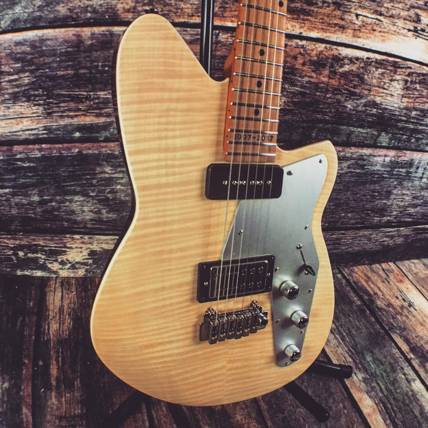Adirondack Guitar | Left Handed and Righty Guitar and Bass