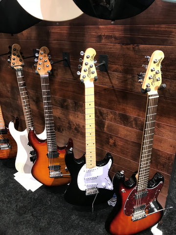 Sterling by Music Man Guitars