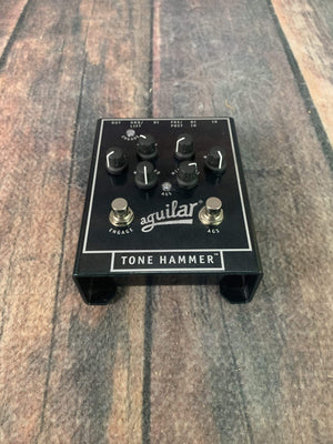 Aguilar pedal Used Aguilar Tone Hammer PreAmp/Di Box