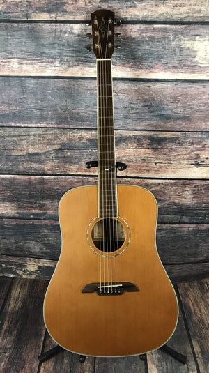 Alvarez Acoustic Guitar Used Alvarez MD-60 Acoustic Guitar with Gig Bag
