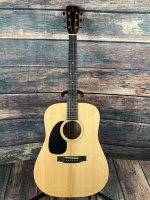 AMI-Guitars Acoustic Guitar AMI-Guitars Left Handed DMEL SE Series Acoustic Electric Guitar
