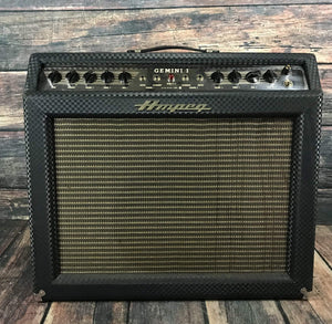 Ampeg Amp Used Ampeg 60's G-12 Gemini I Blue Diamond 1x12 Tube Combo Amp with Footswitch