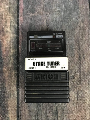 Arion pedal Used Arion HU-8500 Stage Tuner