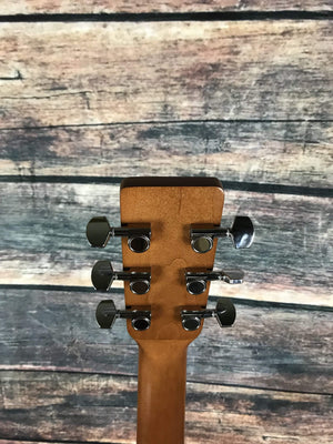 Art & Lutherie Acoustic Guitar Used Art & Lutherie Cedar Antique Burst Acoustic Guitar with Matching Gig Bag
