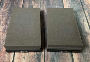 "Auralex Amp Used Auralex ProPad 8"" x 13"" Studio Monitor Speaker NonSlip Isolation Pads - SET OF 2"
