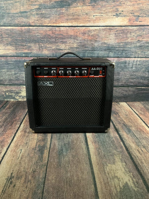 AXL Amp Used AXL AA-B30 30w Bass Amplifier