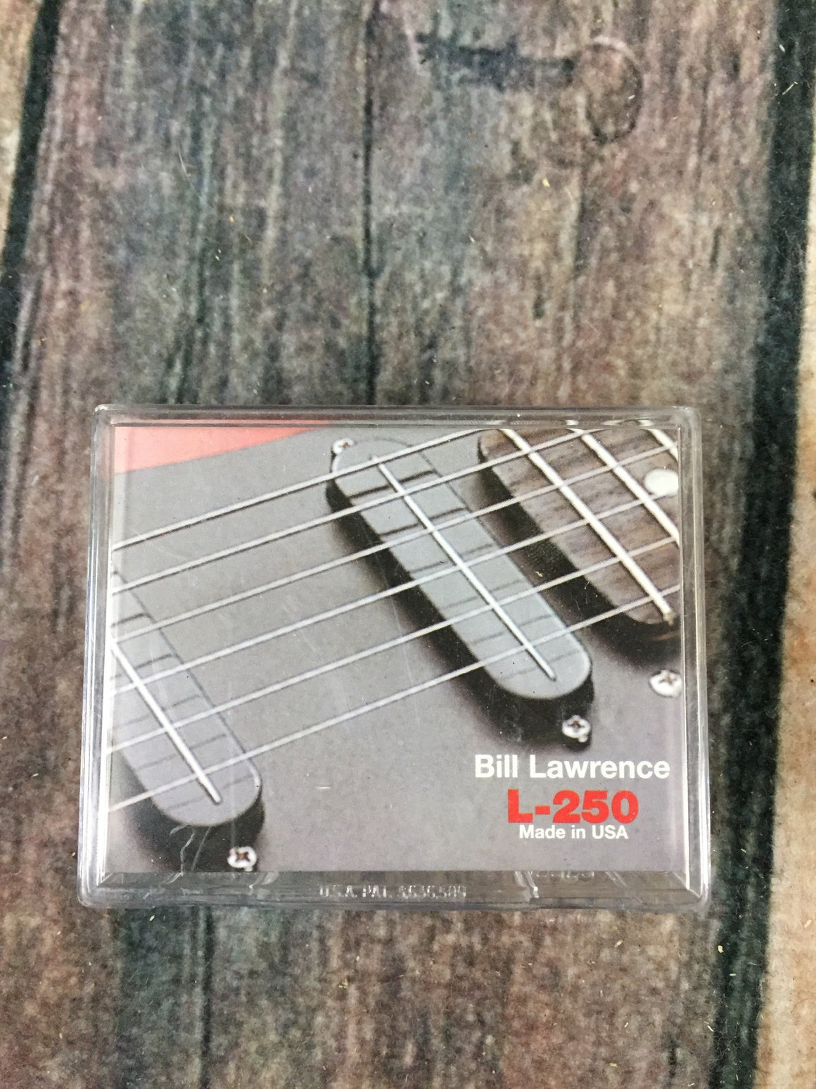 Bill Lawrence Pickup Bill Lawrence L-250 Electric Guitar Pickup