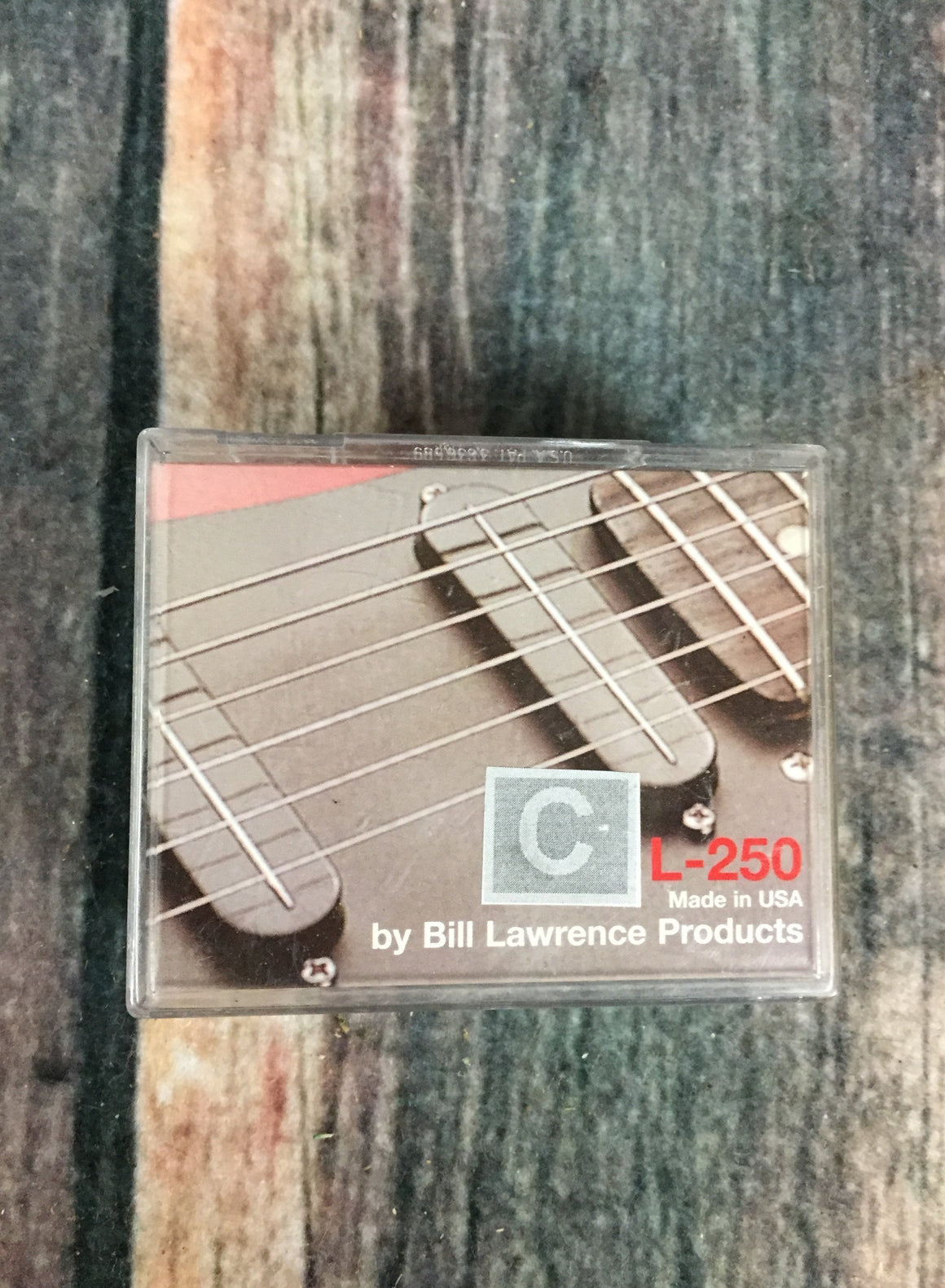 Bill Lawrence Pickup Bill Lawrence L-250C Cream Electric Guitar Pickup