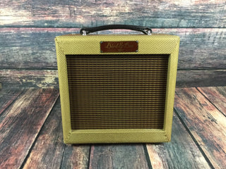 Bird and Bee Amp Used Bird and Bee Classic 5 Tweed Tube Combo Amp