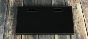 Blackbird pedal boards pedal Blackbird Pedal Boards 1224HC-B Black Tolex Pedal Board with ATA Case