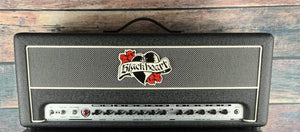 Blackheart Amp Used Blackheart BH100H 100w Tube Head