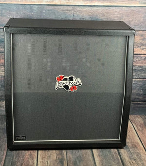 Blackheart Amp Used Crate Blackheart BH412SL 300 Watt 4x12 Slanted Guitar Speaker Cabinet