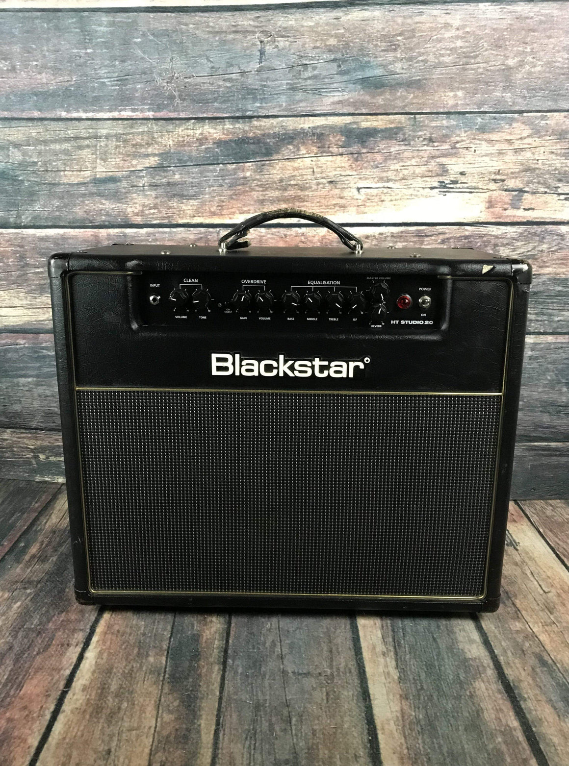 Blackstar Amp Used Blackstar HT Studio 20 Tube Combo Amp